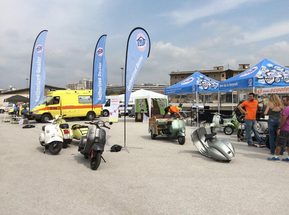 Scooter Moto Festival Thessaloniki 1