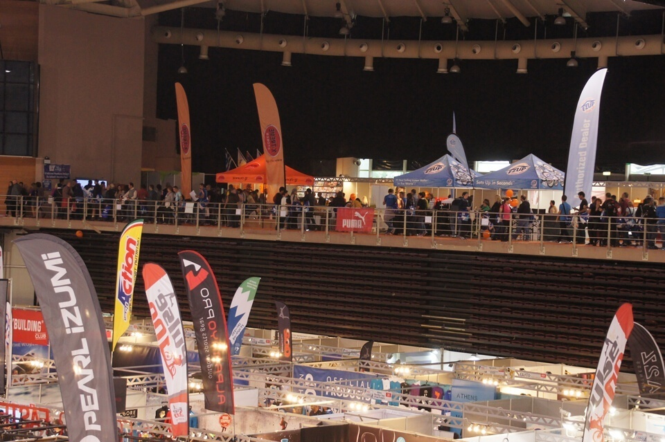 Athens Marathon Expo