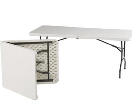 Αναδιπλούμενο τραπέζι 0.6m x 1.2m