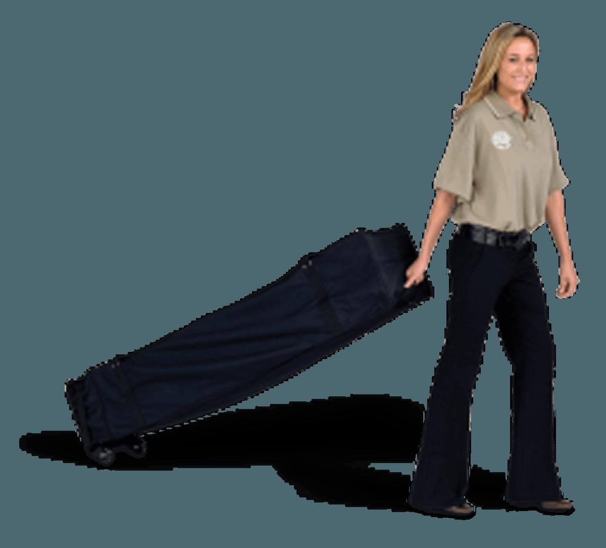 Τσάντα με ροδάκια 6.0m