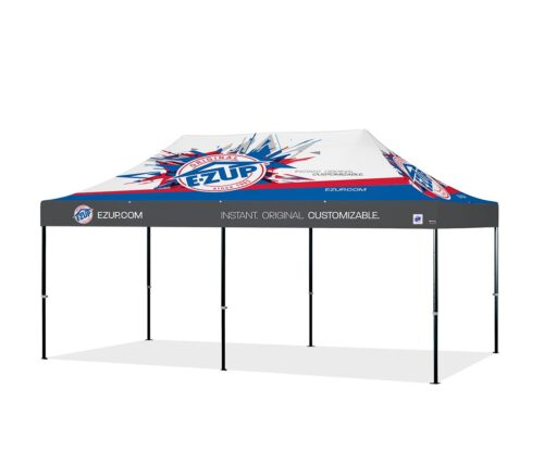 EZUP Custom 10x20 Pop Up Canopy