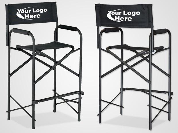 Καρέκλα σκηνοθέτη ψηλή E-Z UP