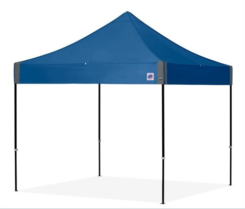 enterprise shelter g3 top royal blue frame black