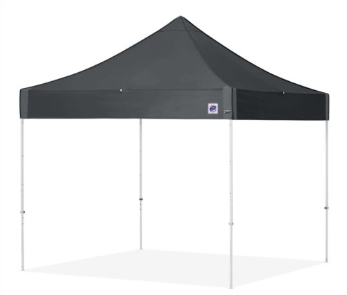 enterprise shelter g3 top steel gray frame white