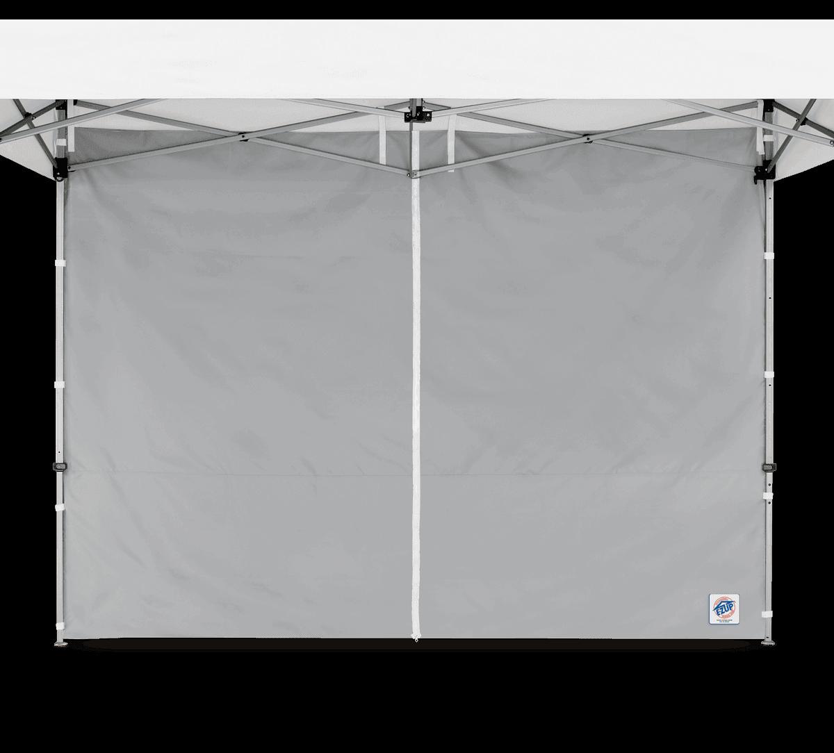 Sidewall zip 2.5 silver