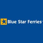 Blue star ferries logo 01