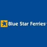 Blue star ferries logo 01