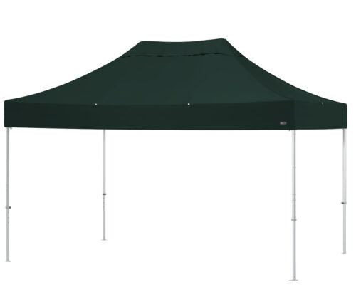 bungalow 15 g3 top forest green frame clear aluminum