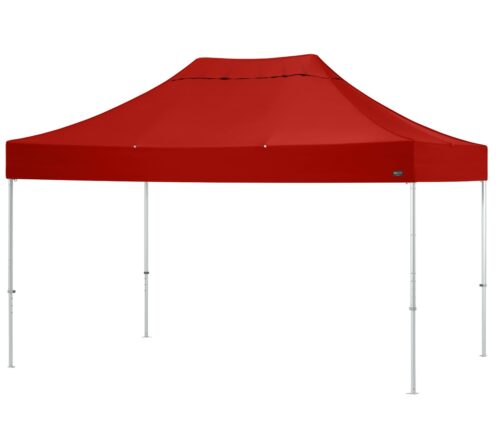 bungalow 15 g3 top red frame clear aluminum